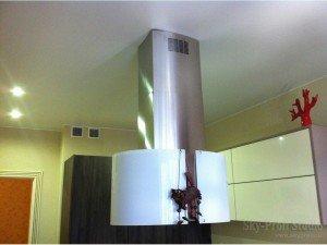 Заказать натяжной потолок на кухню недорого!