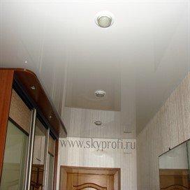 Натяжные потолки в Красногвардейском районе СПб