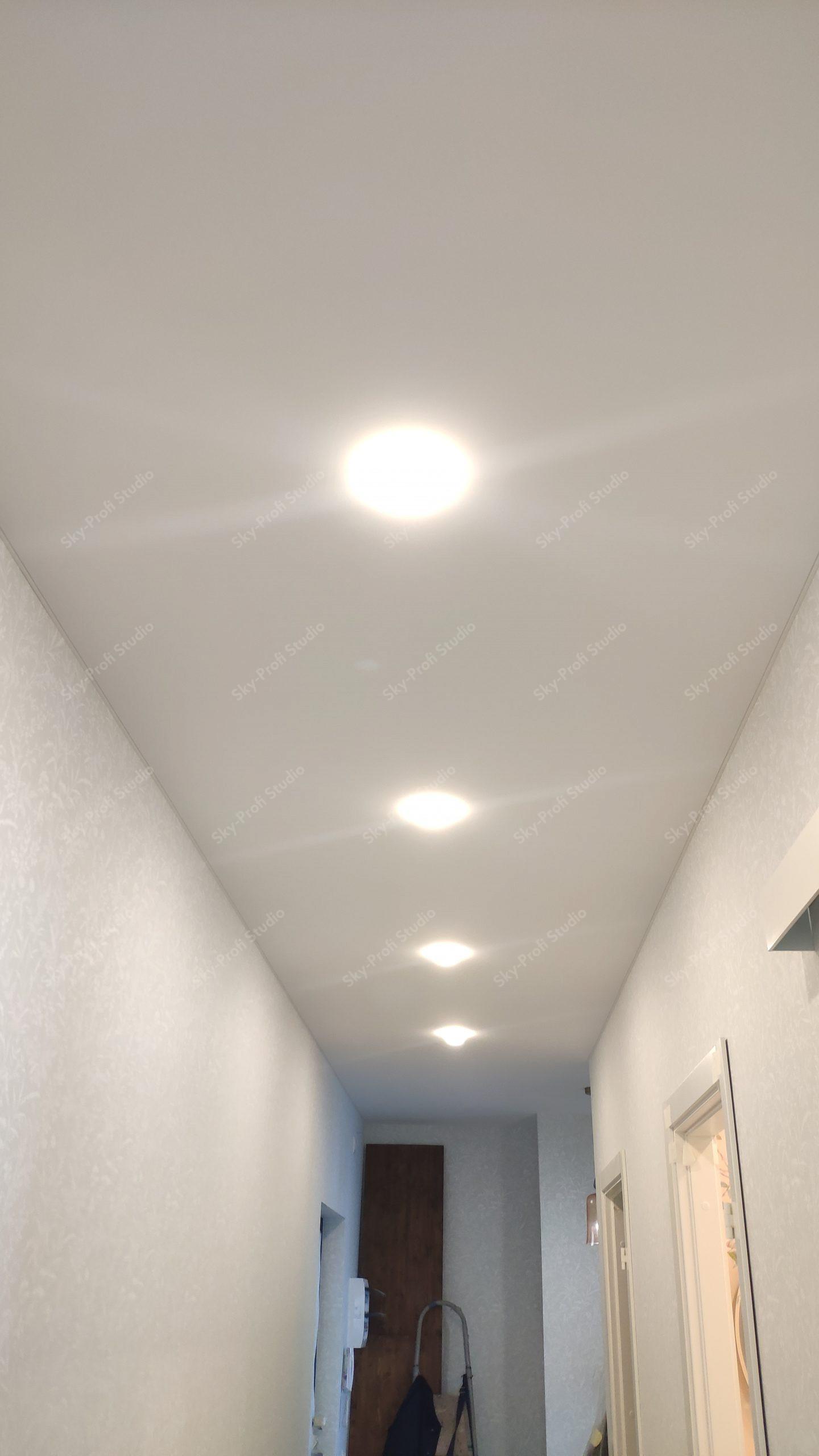 тканевый потолок во всеволожске